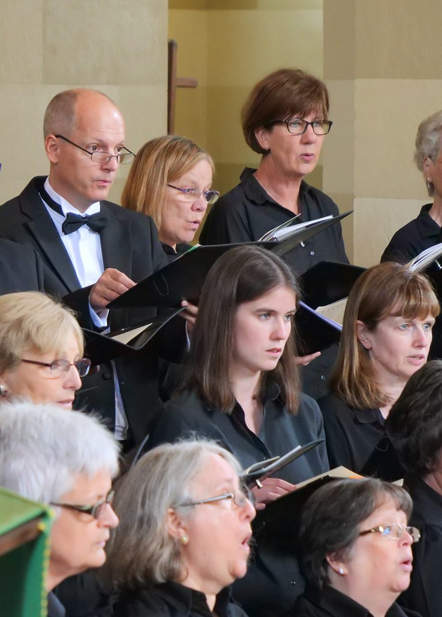 Join an Excellent Solihull Choir